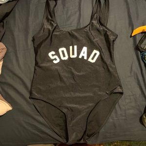 Other - SQUAD Bathing Suit!